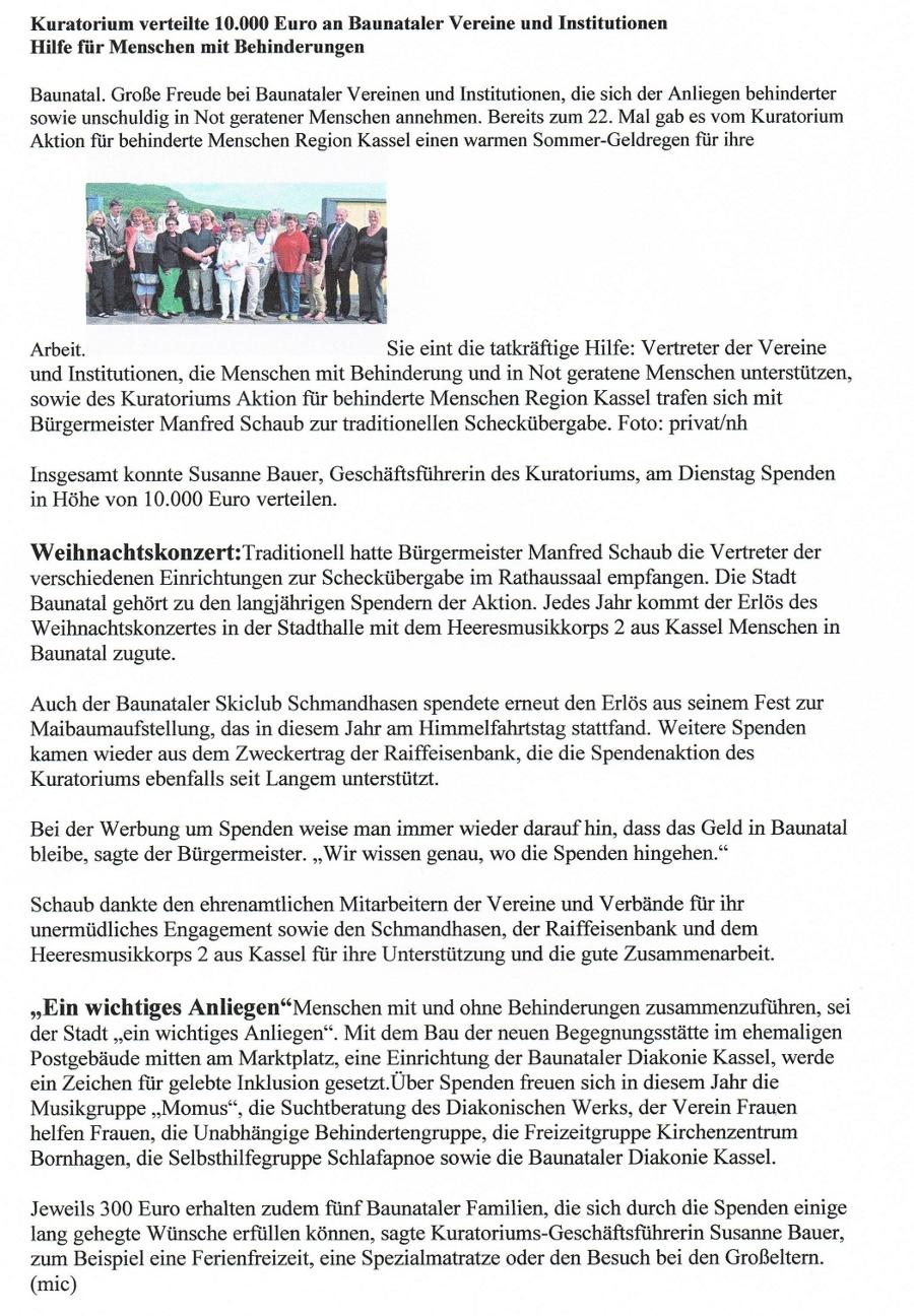 Beste Kuratorium Wieder Aufgenommen Bilder - Beispiel Wiederaufnahme ...